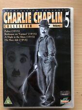 Charlie Chaplin Collection Vol. 5 Vol.4 Four Great Silent Cinema Classics
