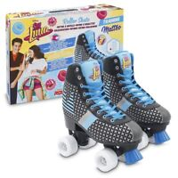 Soy Luna Roller Skates Training Boys Original TV Series Matteo Size 30/31-13-20