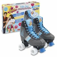 Soy Luna Roller Skates Training Boys Original TV Series Matteo Size 34-35/3/23