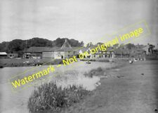"Coltishall, Norfolk - Rising Sun Pub from River Bure, ealy 1900s. 7"" x 5"" Photog"