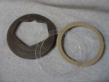 NEW MORRIS MINOR MGA FRONT INDICATOR LAMP GASKET KIT LUCAS L632