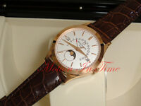 Patek Philippe 5496R-001 R/G Grand Complication Perpetual Calendar Mens Watch