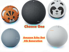Amazon Echo Dot (4th Gen.) 4th Generation  Smart Speaker - Choose your Color