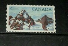 CANADA 1984 $1.00 GLACIER NATIONAL PARK ISSUE FINE M/N/H