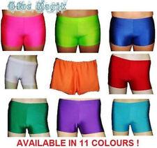 Pantalones cortos de niña de 2 a 16 años negro