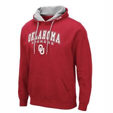 Oklahoma Sooners Pullover Fleece Hoodie Men's Big & Tall Embroidered 3XL