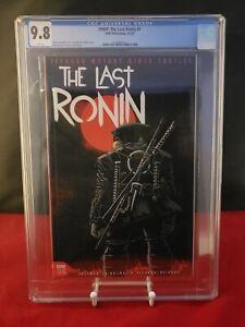 CGC Graded 9.8 TMNT: The Last Ronin #1 Esau & Escorza Variant