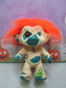 "MUMMY MONSTER - 1993 4"" Galoob Troll Doll"