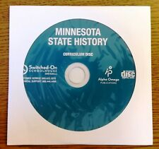 Switched On Schoolhouse Minnesota State History 2015