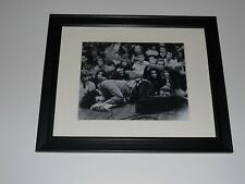 "The Doors Jim Morrison Live in Germany (Dead on Stage Floor) 1968 Framed 14""x17"""