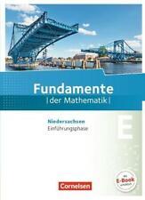Fundamente der Mathematik - Niedersachsen: Einführu... | Buch | Zustand sehr gut