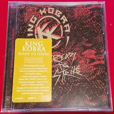 KING KOBRA - Ready To Strike - Rock Candy Remastered Edition - CD