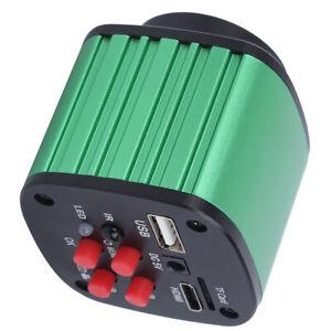24MP Industrie Mikroskop HDMI USB C-Mount Kamera Video Recorder 100-240V AC