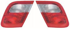 BMW 3 Series E46 1998-2001 Saloon Inner Boot Rear Tail Light Pair Left & Right