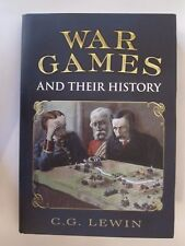 -war-games-and-their-history-describes-comprehensively-the-various-war-games-wh