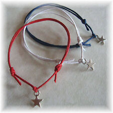 Stand Together Against Terrorism Bracelets - Red, White & Blue - Any Colour Mix