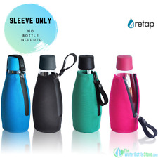 ReTap Sleeves for Medium Glass Water Bottles- Old Style
