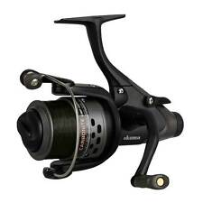Okuma Carbonite 40XP FreeSpin Commercial Carp Reel + Line & Spare Spool RRP£35