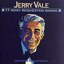 Jerry Vale - 17 Most Requested Songs [New CD]