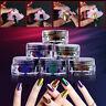 Nail Chameleon Mirror Glitter Dust Chrome Powder Nail Art Manicure Pigment DIY