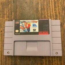 Super Nintendo (Snes) Game Earthworm Jim. Cartridge Only.
