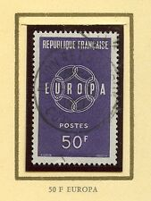 STAMP / TIMBRE FRANCE OBLITERE N° 1219 EUROPA