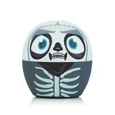 Bitty Boomers Fortnite Skull Trooper Wireless Bluetooth Speaker-Grey