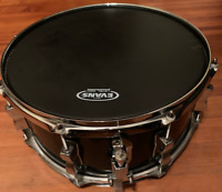 Ludwig 6.5x14 Accent Snare Drum Black