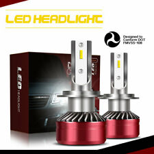LED H7 Headlight Bulb Kit 12000LM for Mercedes-Benz C300 B200 C230 C250 C240 DTB
