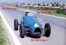 Maurice Trintignant GORDINI Type 16 FRENCH GRAND PRIX 1953 Fotografia