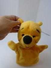 Disney Winnie the Pooh Plush Hand Puppet Mattel