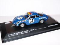 Decals 1//43 ref 4320 alpine renault a110 depailler criterion of Cévennes 1968