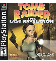 Tomb Raider The Last Revelation PS1 PlayStation 1 Game Disc Only 1C T Kids