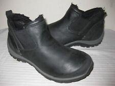 Patagonia Jacote Waterproof Primaloft Black  Mid-Cut Winter Boots Size 38 / 7