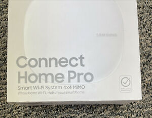 Samsung Connect Home Pro  Smart Wi-Fi System 4x4 MIMO Whole Home Wi-Fi.