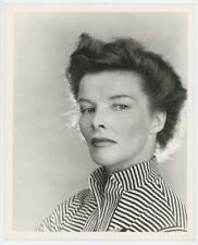 KATHARINE HEPBURN original VANDAMM double weight theater photo 1949 AS YOU LIKE