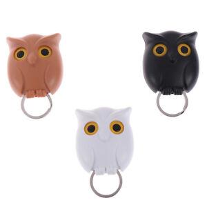 Wall Hanging Key Holder Innovative Key Hook Ddor Hanger Night Owl Storage ODDE