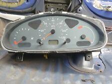 Nisan Micra K11 Facelift 1998 to 2003.16v Speedo instrument cluster clocks.