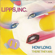 HOW LONG - THERE THEY ARE = LIPPS, INC.