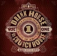 DRINK HOUSE TO CHURCH HOUSE VOL.1 ( ALABAMA SLIM,  HAYES, Macavine) CD NEU