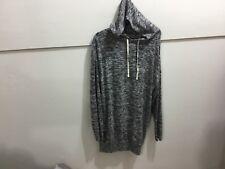 Express ladies medium hooded tunic