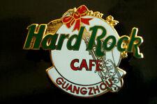 HRC Hard Rock Cafe Guangzhou Christmas 1996 Logo New