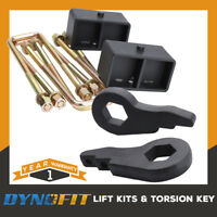 """1988-1999 Chevy GMC K1500 4WD 3"""" Front + 3"""" Rear PRO Full Lift Leveling Kit"""