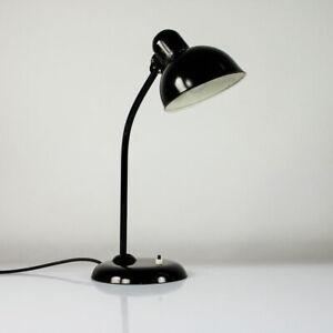 Kaiser Idell 6556 Schreibtisch Leuchte Bauhaus Design Arbeits Lampe Chr. Dell