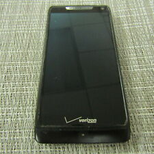 MOTOROLA DROID RAZR M, 8GB - (VERIZON) CLEAN ESN, WORKS, PLEASE READ!! 37414