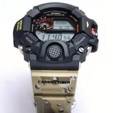 CASIO G-SHOCK RANGEMAN, GW9400DCJ-1 GW-9400DCJ-1, MULTIBAND 6 SOLAR CARBON FIBRE