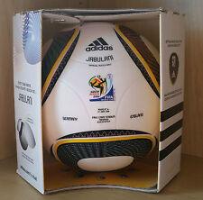 Neu Adidas Matchball Jabulani FIFA WM South Africa 2010 Spielball Footgolf Balon