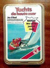 Jeu d'Atout  ASS - Yachts de haute mer