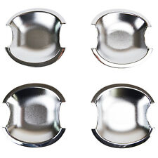 FIT FOR SUZUKI SWIFT SX4 CHROME DOOR BOWL CAVITY INSERT CUP TRIM MOLDING TRIM