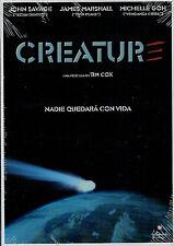 Creature  (Alien Lockdown ) (DVD Nuevo)